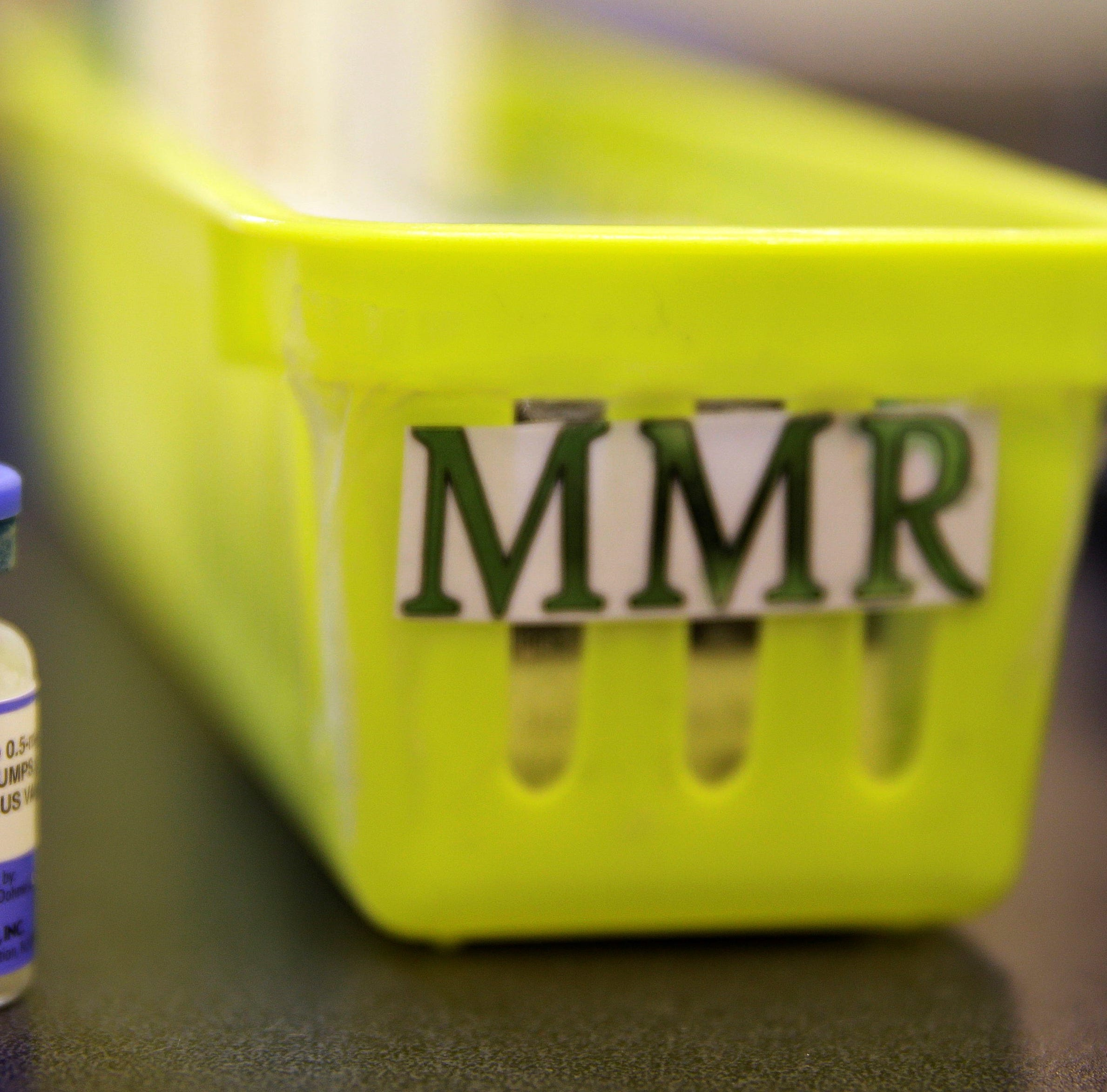 Health officials report 4 new measles cases in Washington