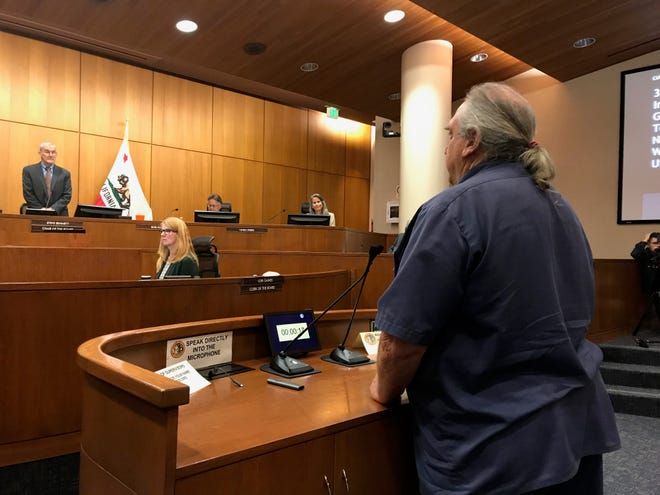 Oxnard resident Steve Nash supported a moratorium on drilling of certain oil wells in the vicinity of a major aquifer in 2019 in light of water-safety questions.