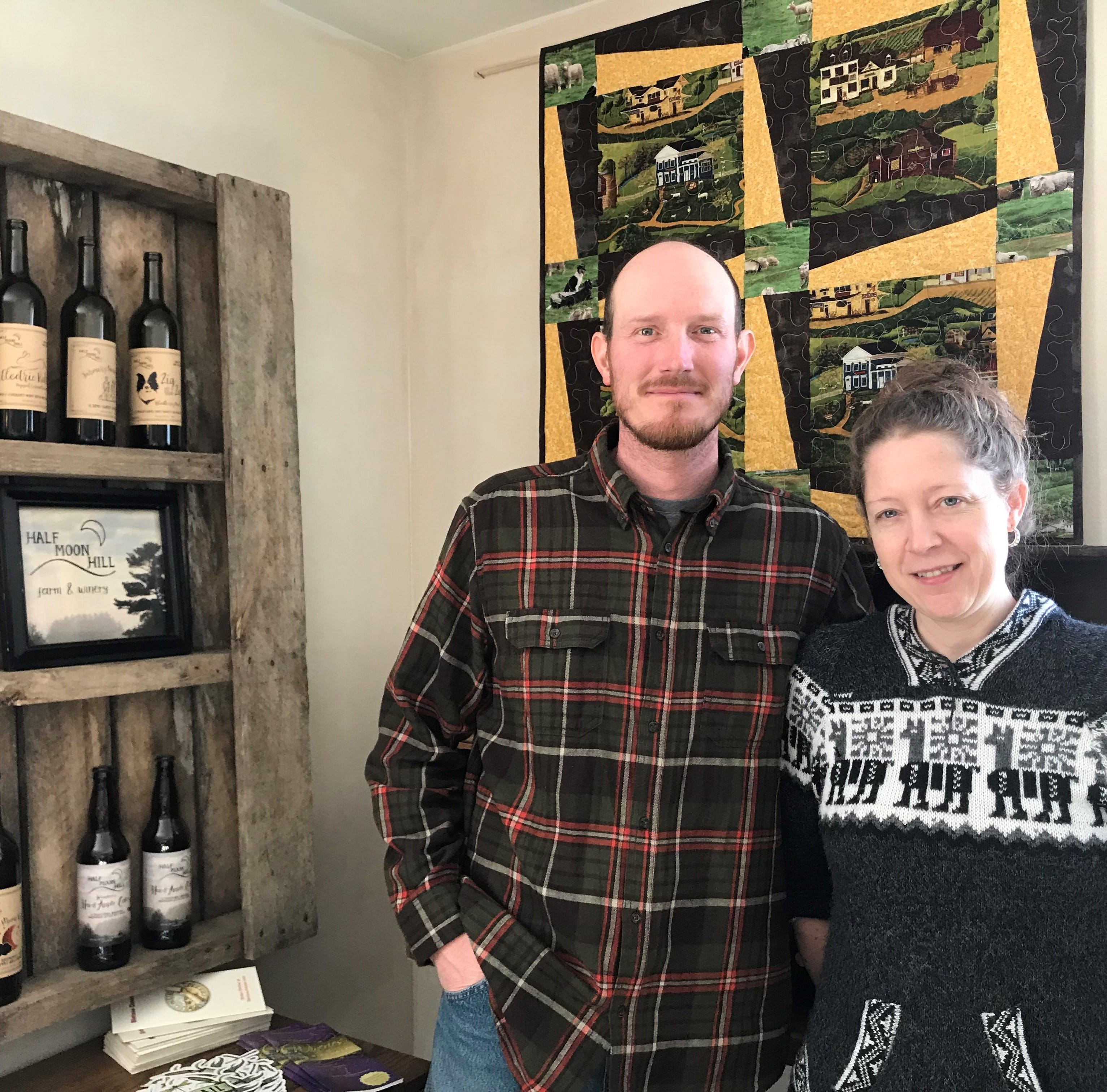 Half Moon Hill Farm & Winery finds success making mead instead of grape-based wines