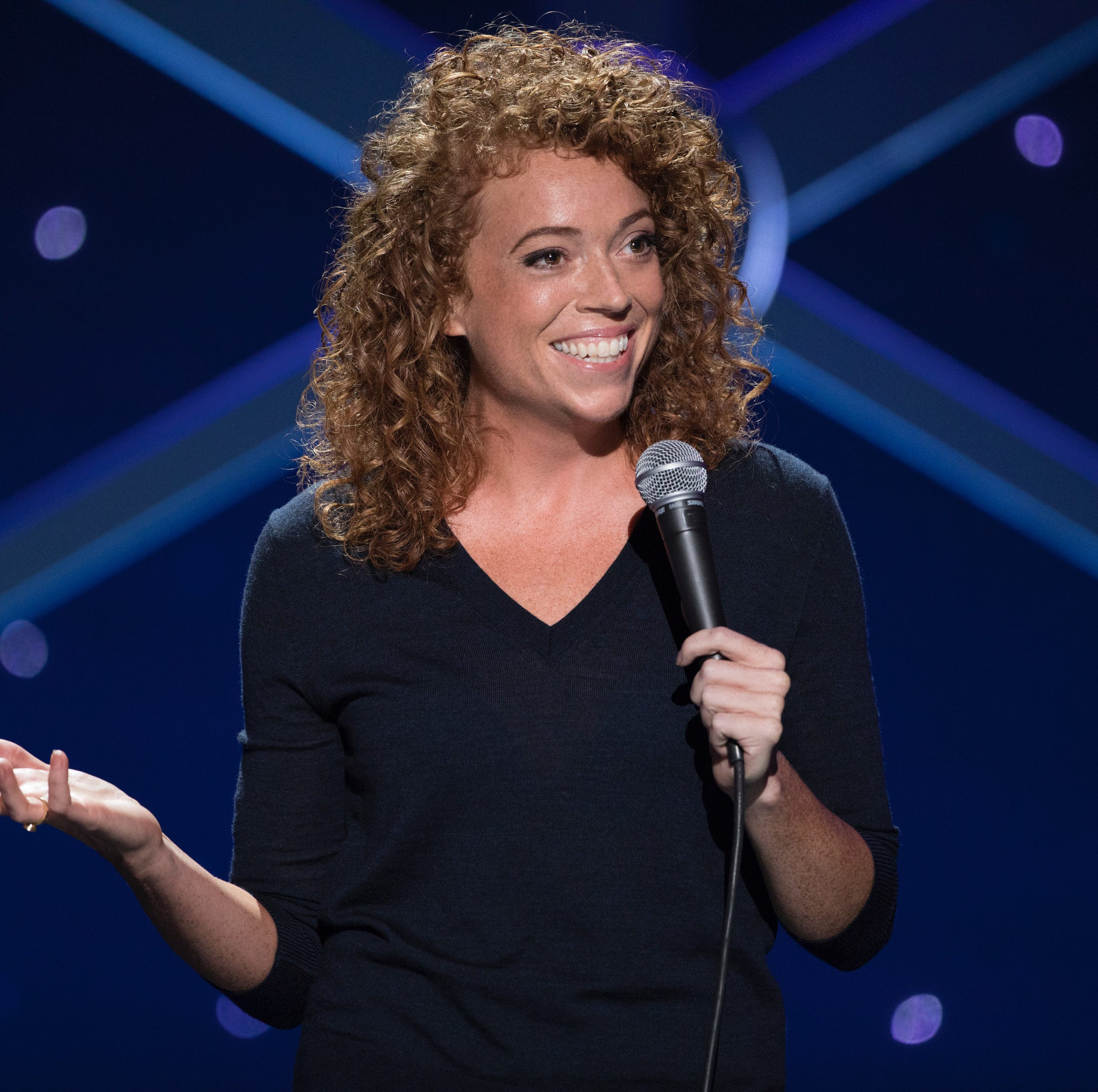 Michelle Wolf: 'I don't want to be a polite little lady'