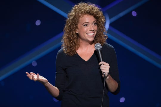 Michelle Wolf will be at the Tarrytown Music Hall, May 2 and NJPAC, May 3.