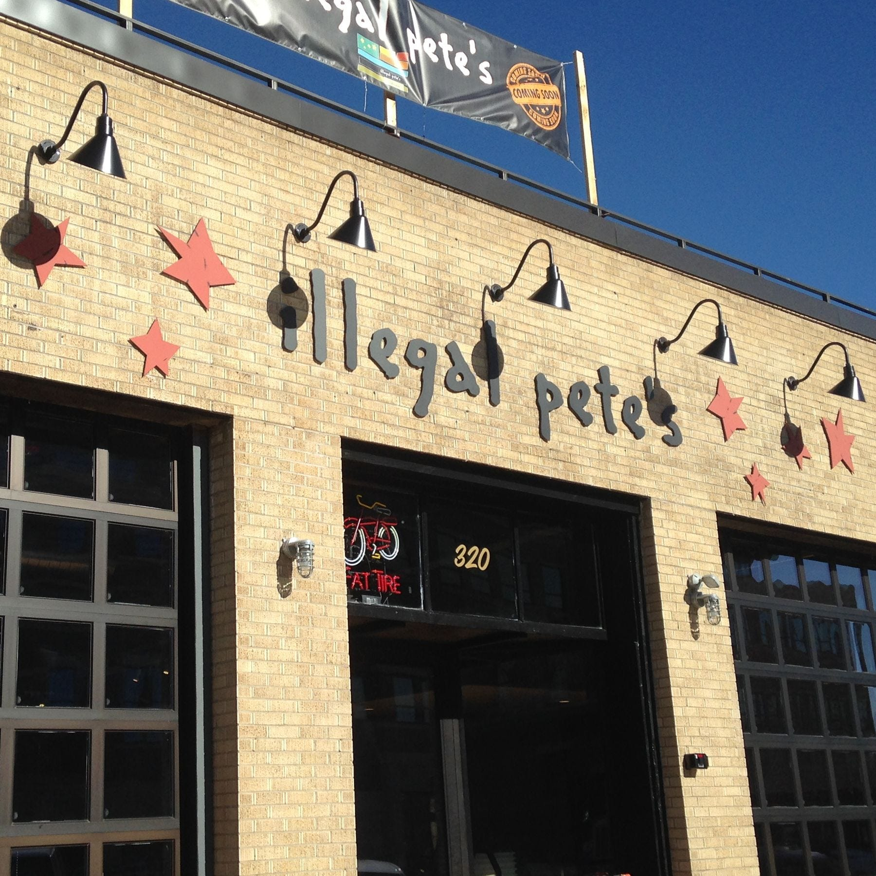 An Illegal Pete's Fort Collins, Colorado location shown here in 2014.