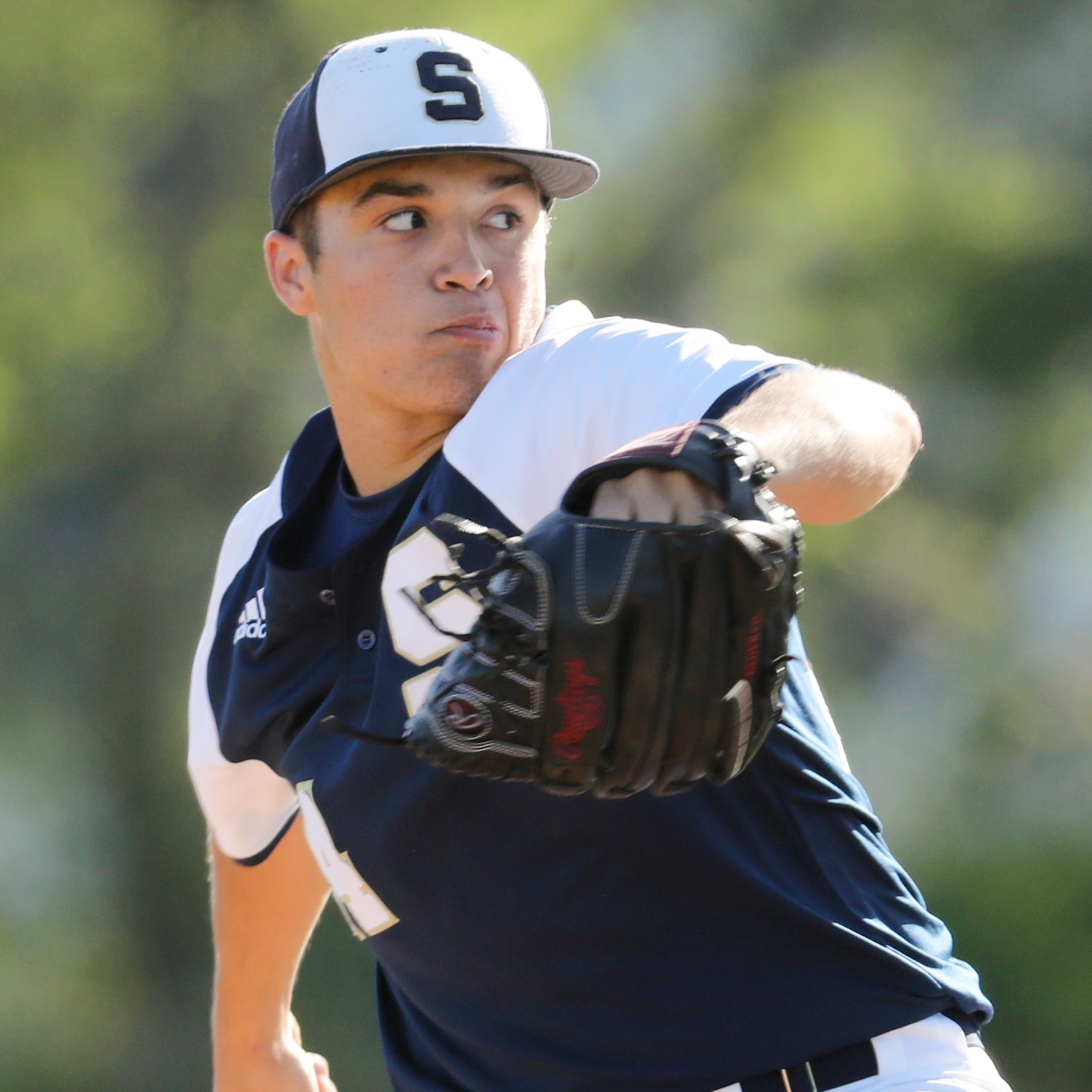 Salesianum, Hinton blank St. Mark's in baseball but tempers flare
