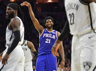 With NBA free agency approaching, will Joel Embiid remain Sixers' highest-paid player?