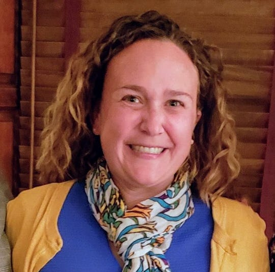 Katherine Caudle is Vice Chair of the New Castle County Democratic Party.