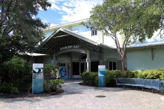 Visit the Rookery Bay Environmental Learning Center for an interactive, educational experience.