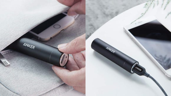 Keep your phone charged wherever you are.