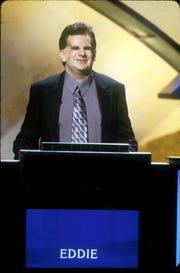 USA TODAY Sports' Eddie Timanus is a former Jeopardy! winner.