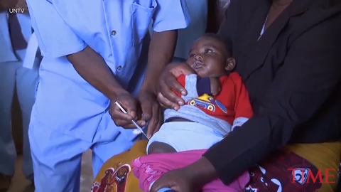 Malawi becomes the first nation to start immunizing kids with a landmark Malaria vaccine