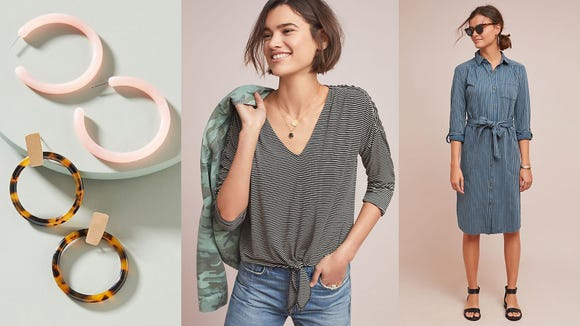 Upgrade your spring wardrobe with a sale on sale.