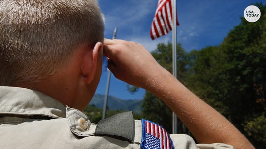 Over 200 former Boy Scouts claim sexual abuse allegations