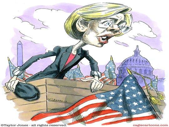 Elizabeth Warren's college debt cancellation is pure fantasy: Today's talker