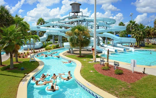 Sun-N-Fun Lagoon is a dream come true for kids and parents alike.