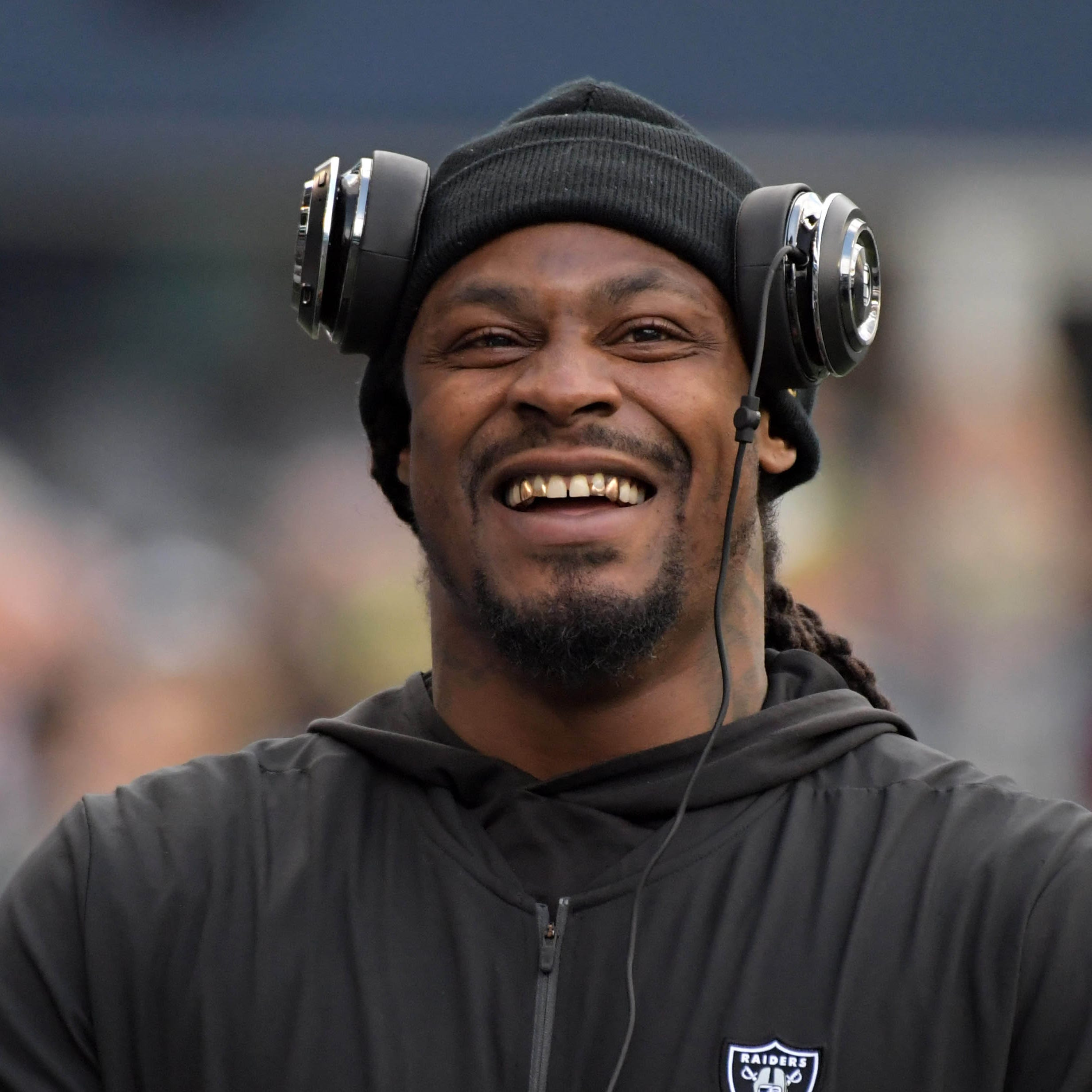 Marshawn Lynch, who turned 33 earlier this week,...