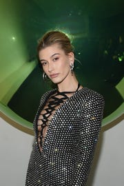 Hailey Bieber recalls mental health struggles: 'I'd be crying in my hotel room all night'