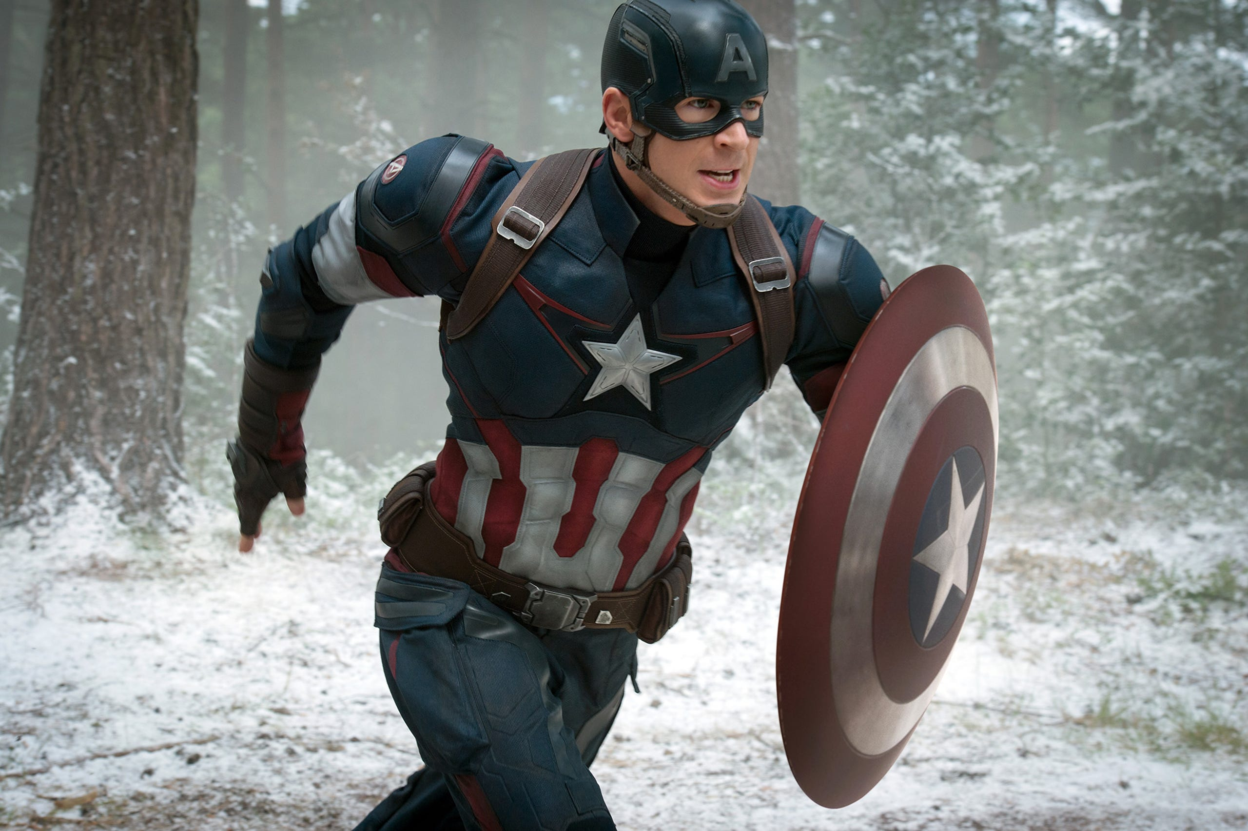Avengers: Endgame': Must-see photos of Chris Evans as Captain America