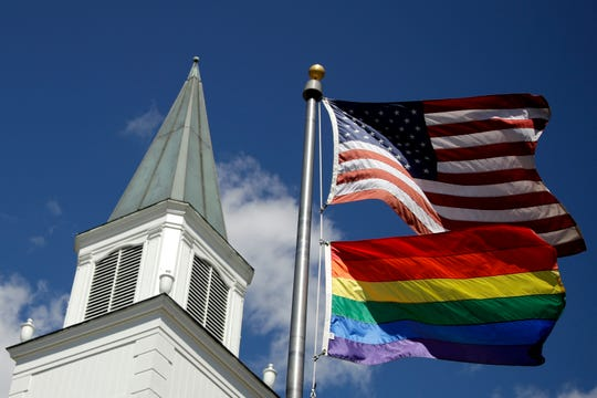 American churches must reject literalism and admit we got it wrong on gay people