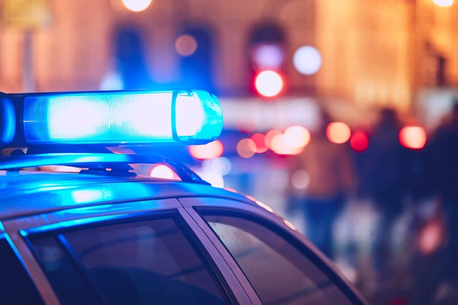 A driver is in custody after driving into a group of pedestrians, injuring eight, police say. The driver may have sped into the crowd intentionally, according to police.