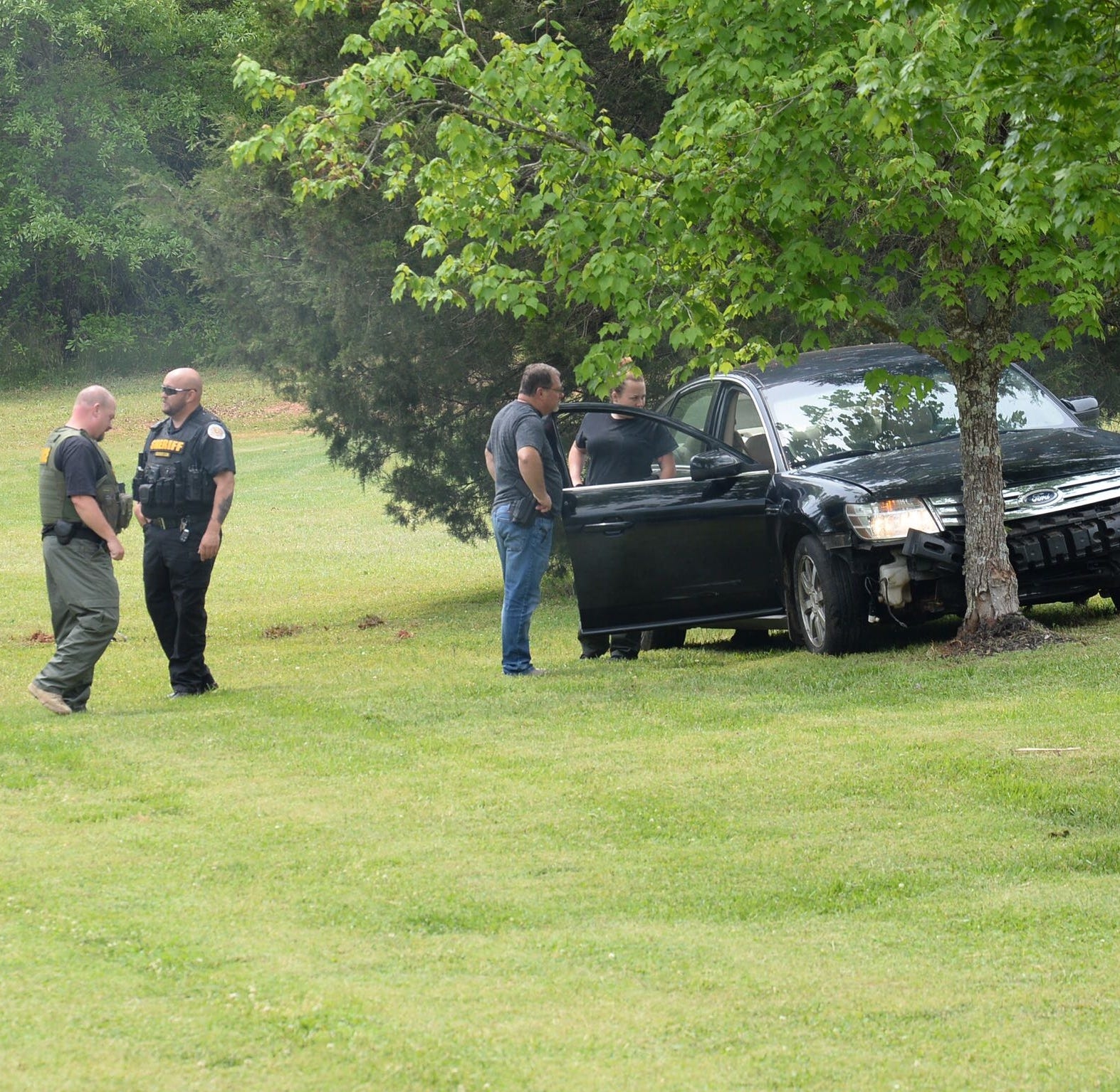 Suspect shot after Greenville carjacking and chase in Belton; SLED is investigating