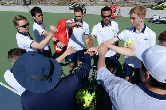 The Lawrence University men's tennis team is the No. 2 seed for the Midwest Conference Tournament.