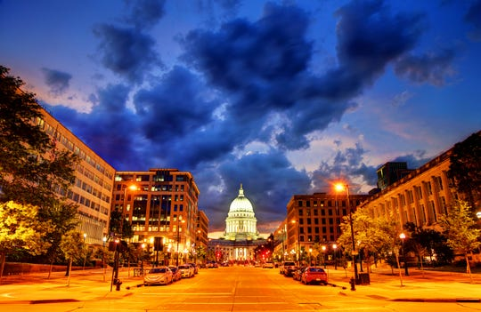 Madison is attracting more millennials that almost any other city, according to the National Association of Realtors.
