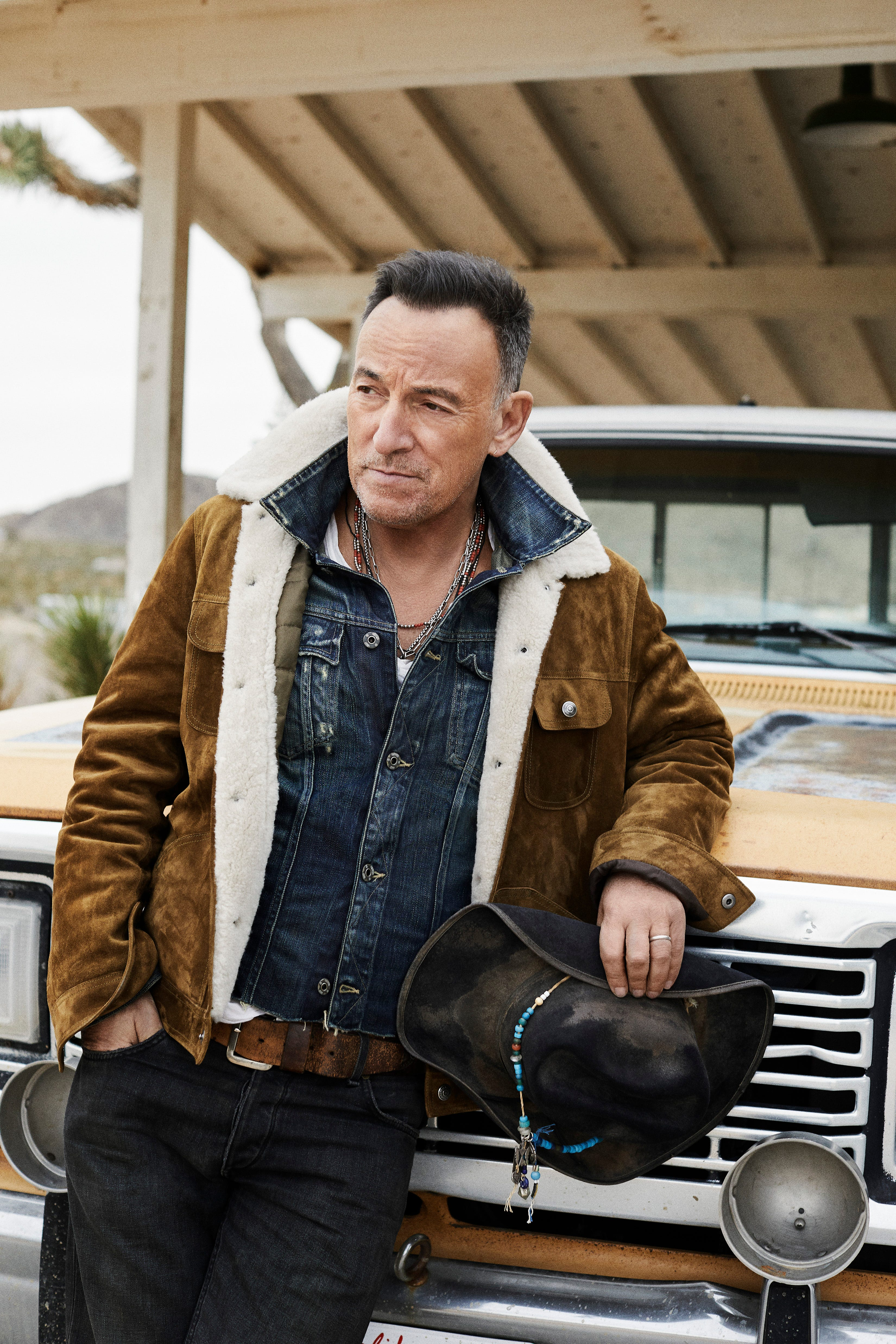 c7bd4565fd5 Bruce Springsteen announces new solo album 'Western Stars' | SPR