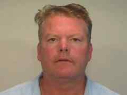 Scott Willand Alino, 47, of Brick, was arrested April 23 after he was accused of choking a 9 year-old girl.
