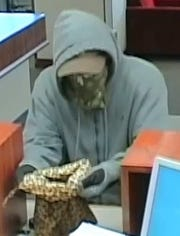 This man robbed the Bank of America branch on Bananier Drive and Route 37 in Toms River on Thursday, April 25, 2019.