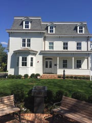The T. Thomas Fortune house in Red Bank, N.J., is newly restored.