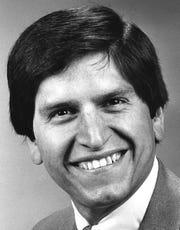 Jesse Vasquez, former Reporter-News finance director
