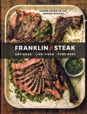 'Franklin Steak' by Aaron Franklin and Jordan Mackay