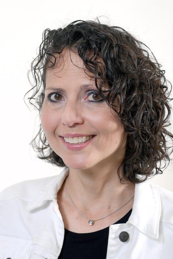 Karen Chávez, outdoors reporter for the Asheville Citizen Times