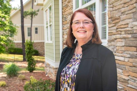 Kelli R. Brown, Western Carolina University's new chancellor.