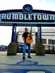 Jack Breidenstein will perform a pregame concert Thursday evening for the Binghamton Rumble Ponies at NYSEG Stadium.
