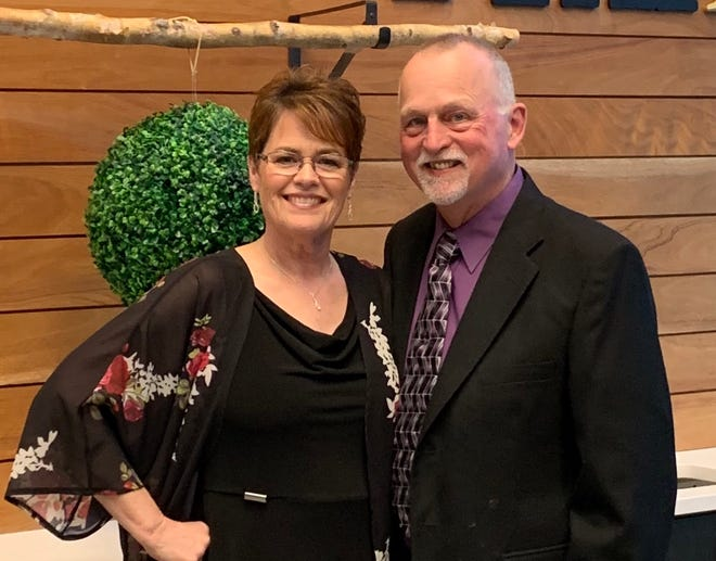 Larry and Cheryl Rodgers of Bremerton