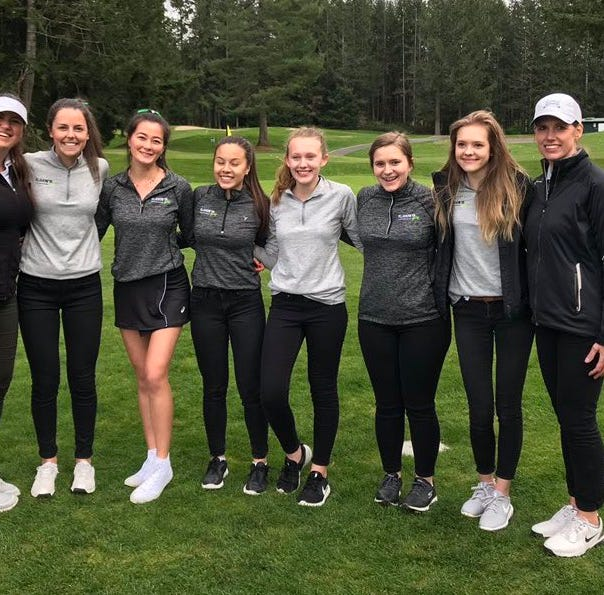 Klahowya captures Olympic League girls golf title