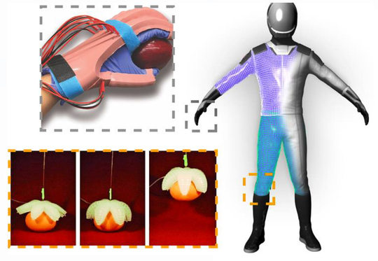 As part of 18 studies being funded by NASA, the SmartSuit project would be an intelligent suit that would increase human performance and allow astronauts to travel to other celestial bodies like the moon and Mars.