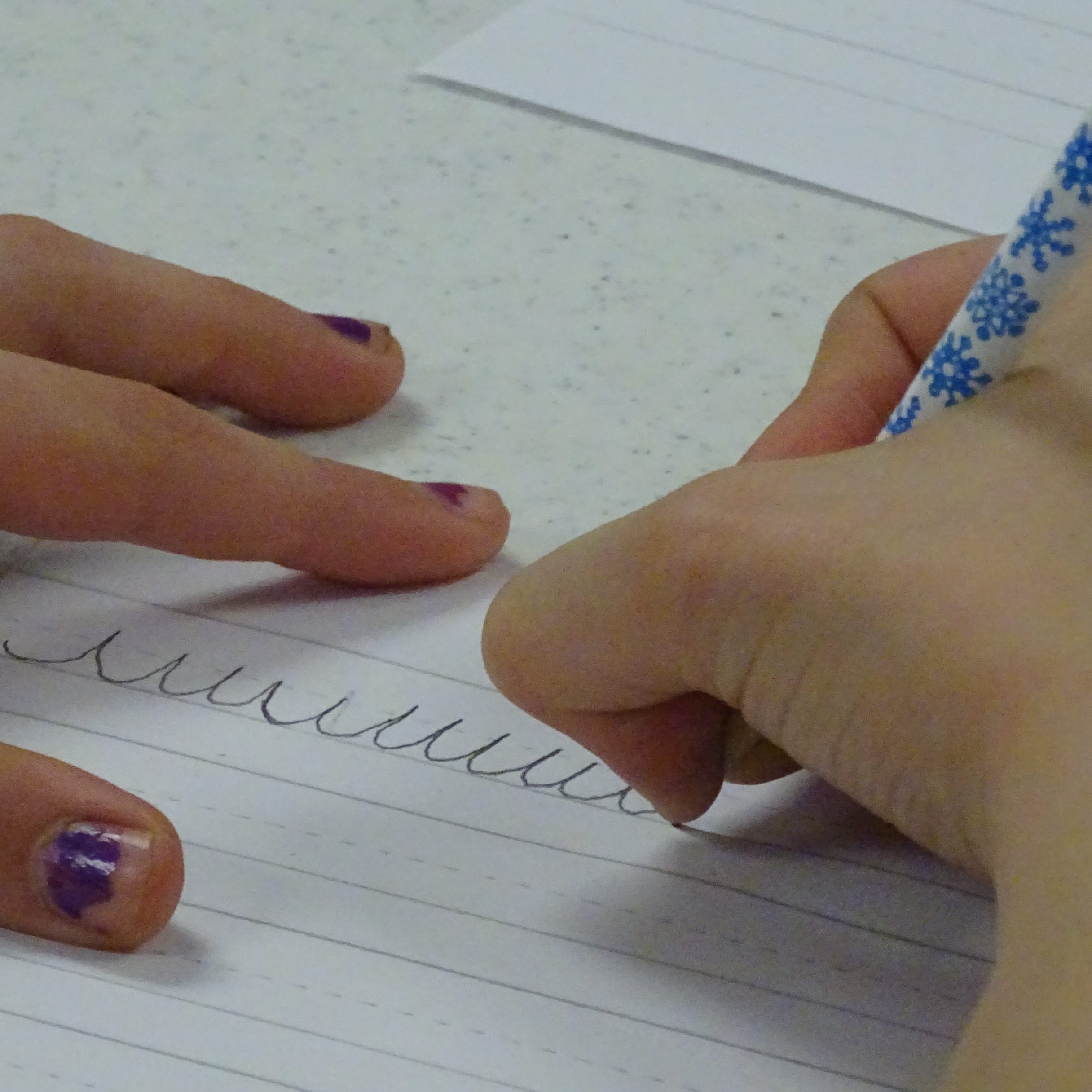 Writing in style: Bucyrus Public Library offers course on cursive