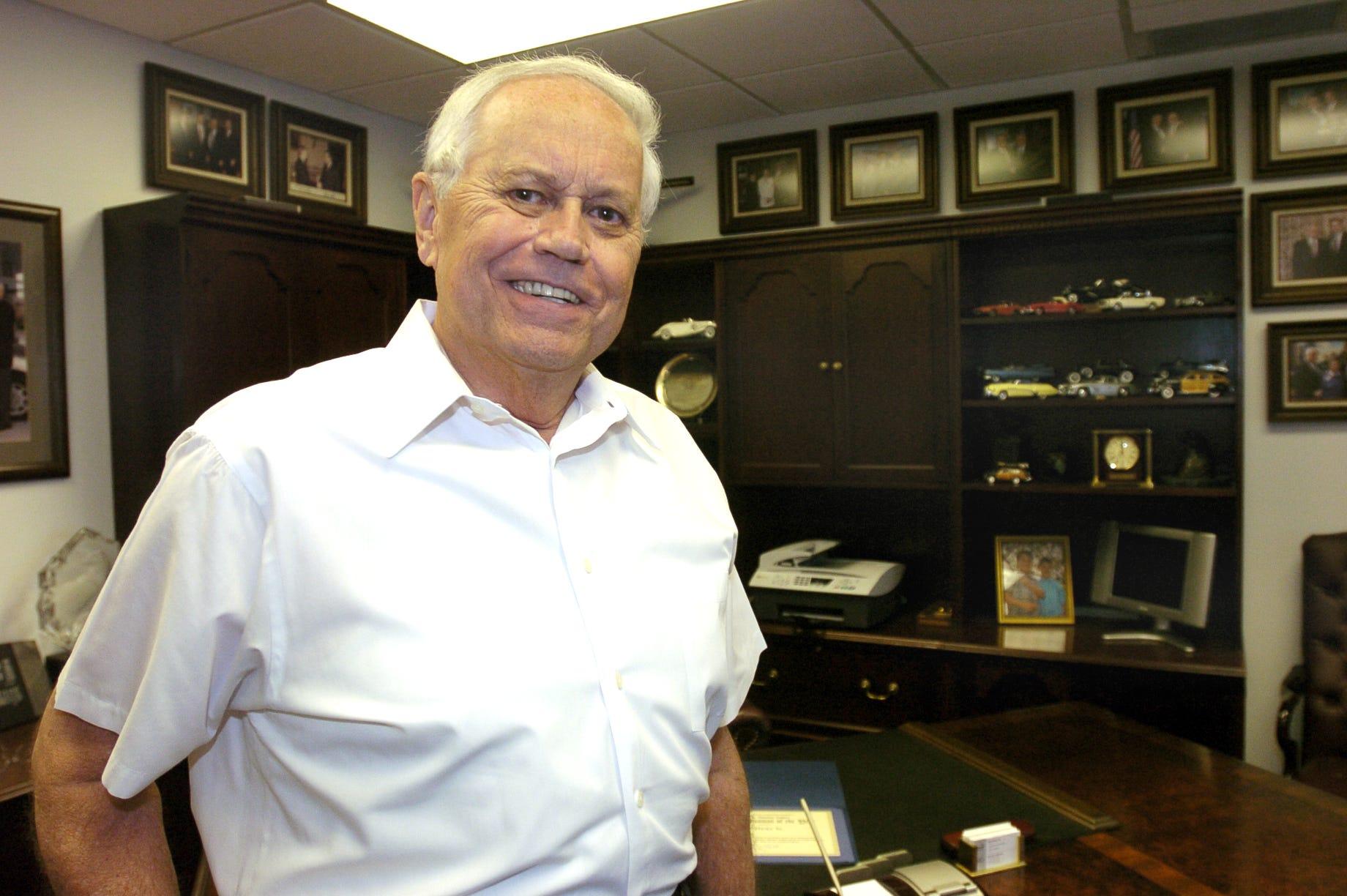 Corpus Christi Car Dealer Ed Hicks Dies