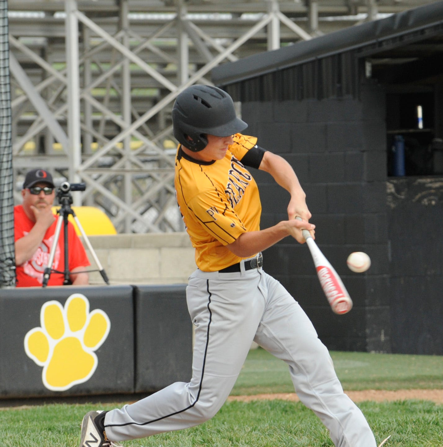 OHIO HS BASEBALL: Newland walk-off RBI leads Paint Valley to 10-9 win over Westfall