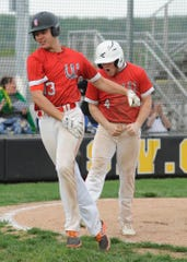 Paint Valley defeated Westfall 10-9 Wednesday night in Bainbridge, Ohio.