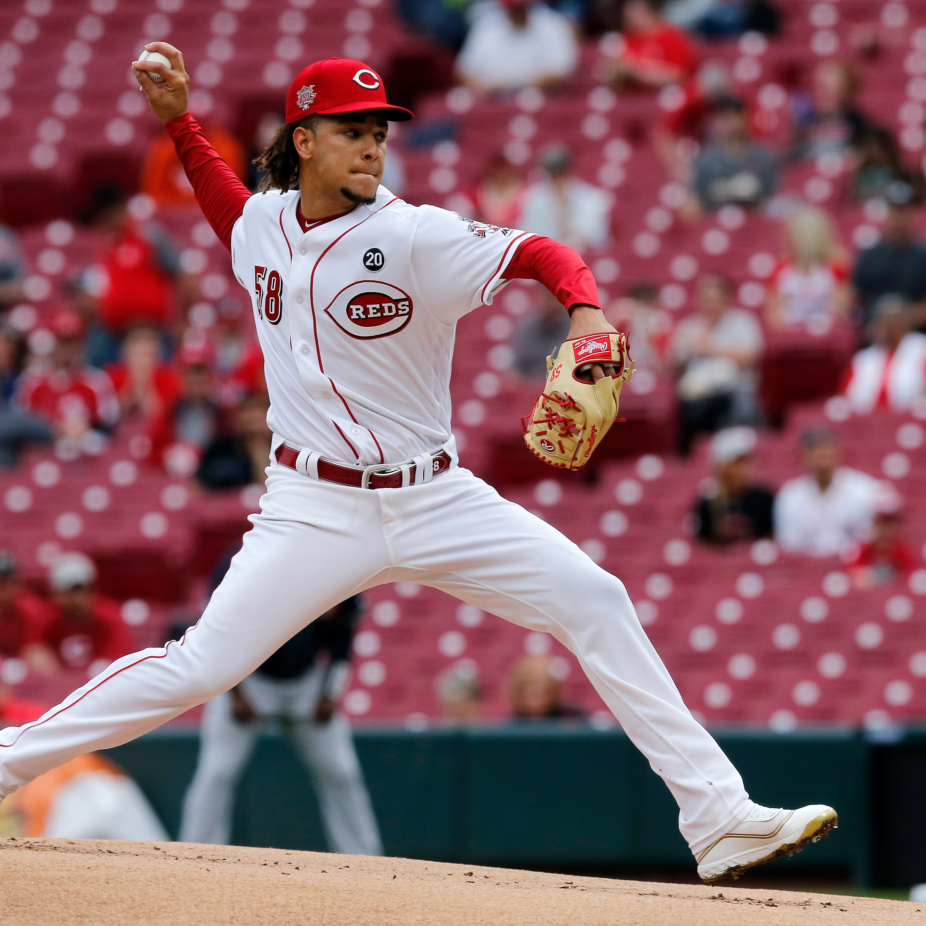 Doc's Morning Line: Cincinnati Reds still rebuilding. Who's most important to them in the long run?