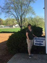 Maryann Rappa, Director of Sand Hills Community Wellness Center