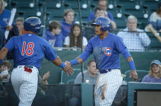 Addison Russell was surprised to be sent back to the minors. But he still believes he has a future with the Cubs.