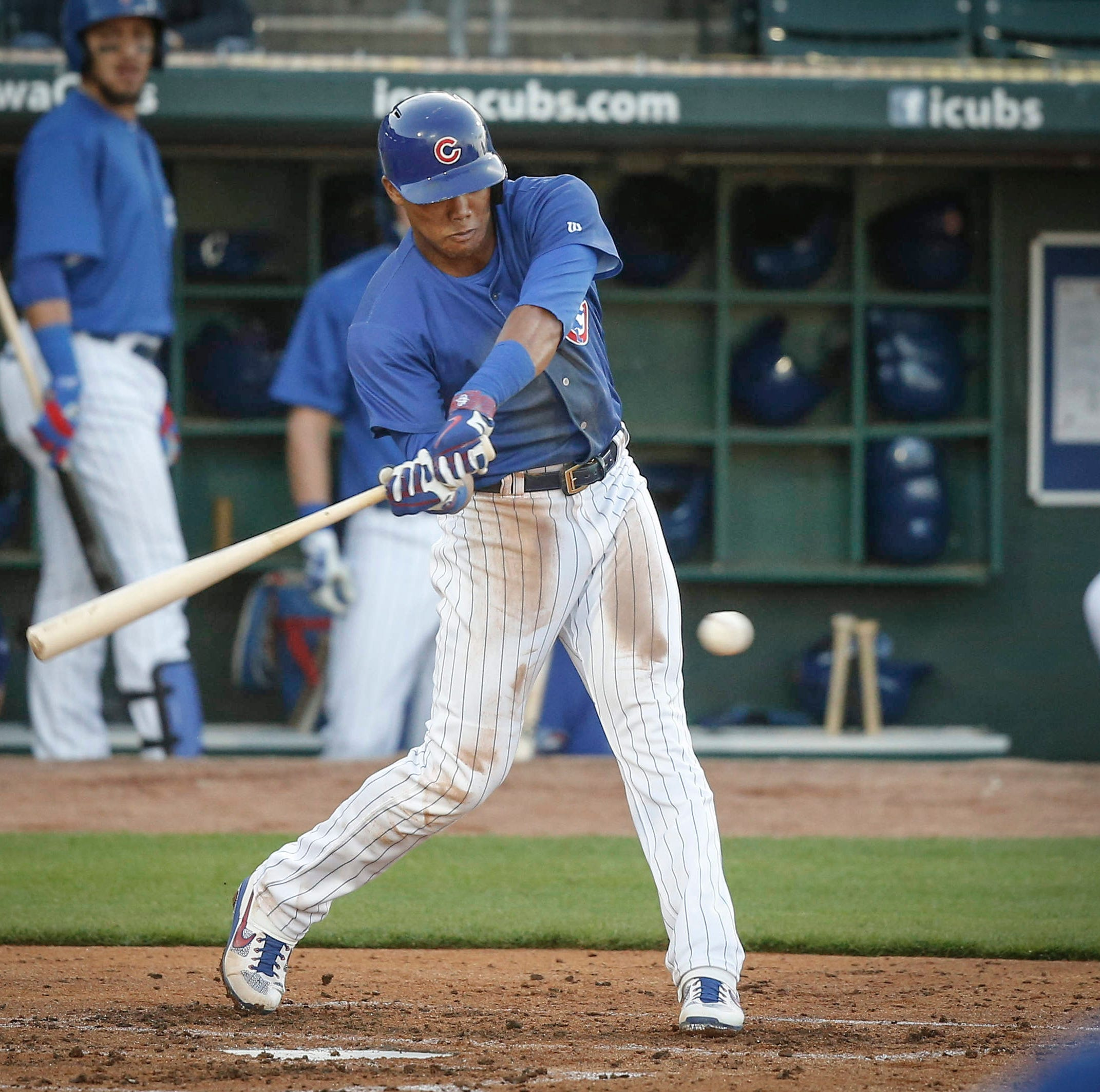 Chicago Cubs to option Addison Russell to Triple-A