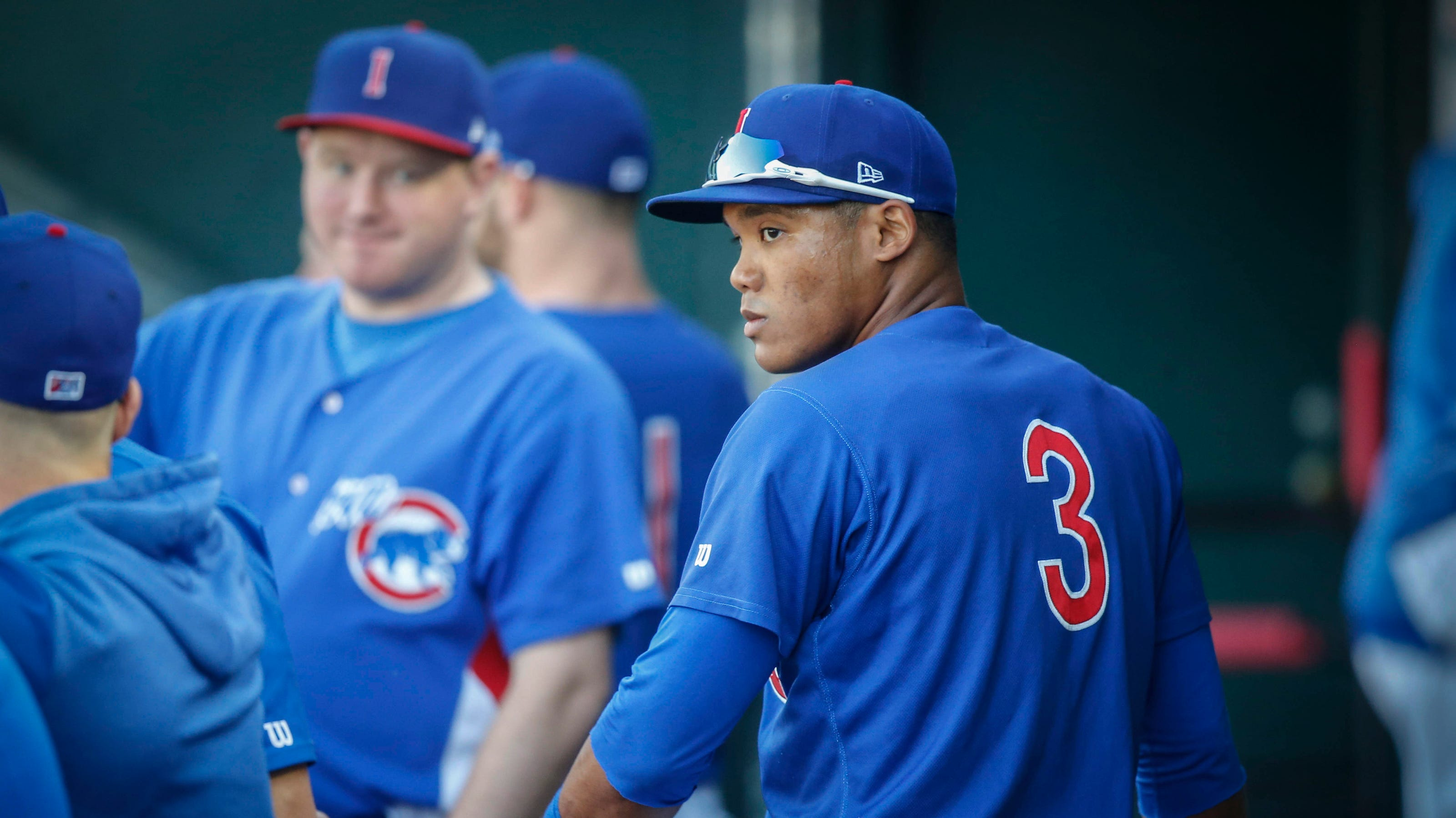 Cubs baseball: Addison Russell waiting for what's next with his future