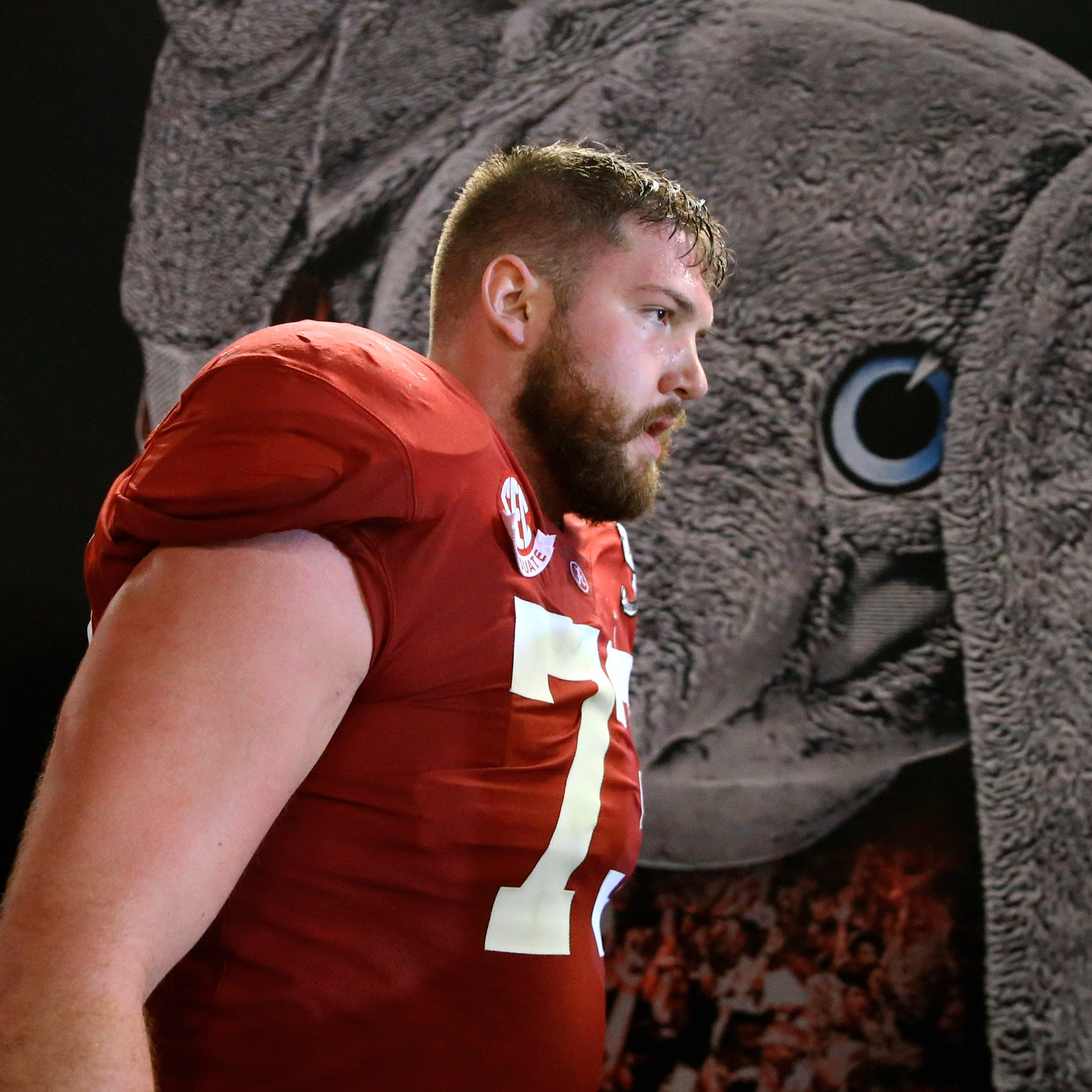 Bengals' first round (11): Jonah Williams, offensive tackle, Alabama