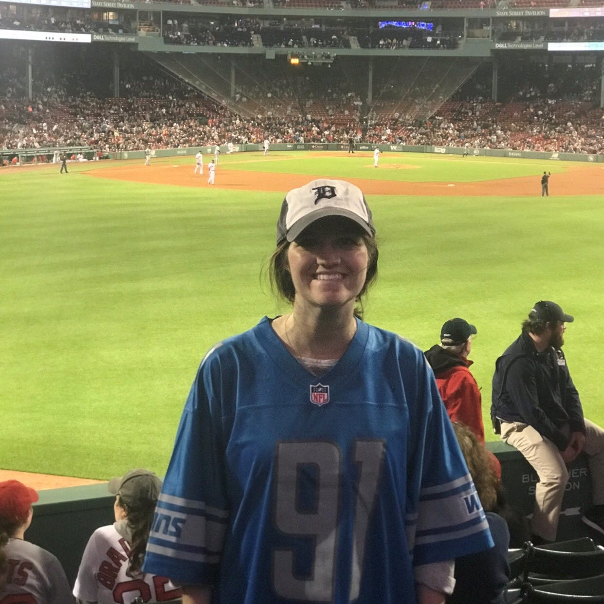 This Lions superfan could get season tickets for life. Here's why