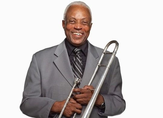 Musician Paul Riser of the Motown Funk Brothers.