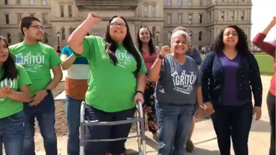 Leaders with Movimiento Cosecha Michigan have planned marches slotted for May 1 in Detroit, Grand Rapids and Kalamazoo.